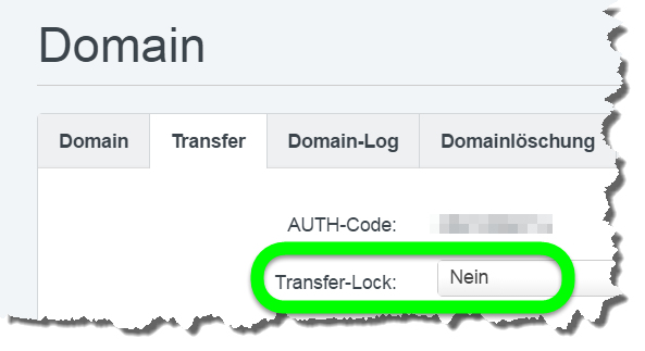 Domain Transfer out