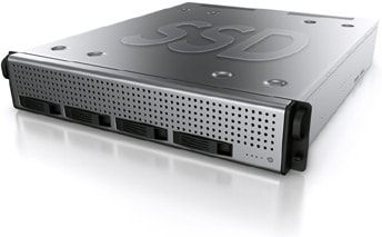 Managed Server mit SSD-Festplatten